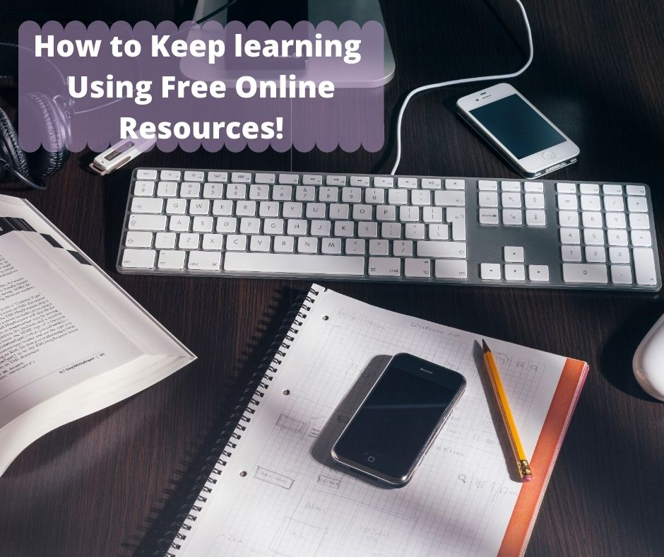 Free online resources for learning